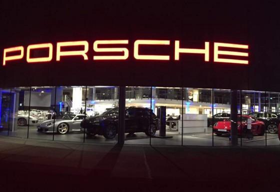 Porsche Betriebsversammlung Eidelstedt Hamburg 2016