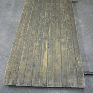 Holzfußboden Platten