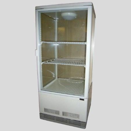 Kühlvitrine 58 Liter