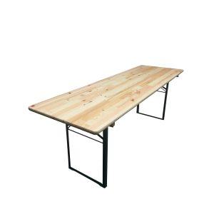 Festzeltgarnituren nur Tisch 70 cm