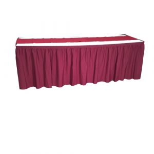 Skirting bordeaux
