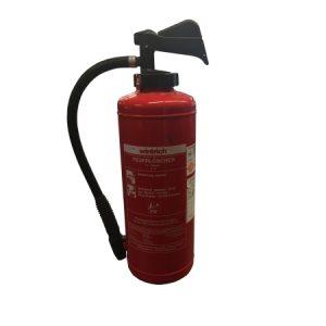 Feuerlöscher Wasser oder Pulver 6l