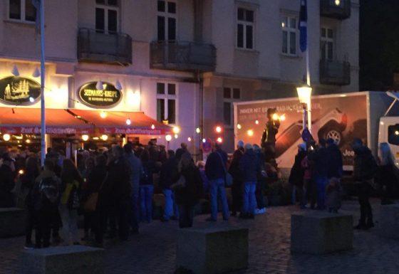 Inas Nacht im Schellfischposten in Hamburg