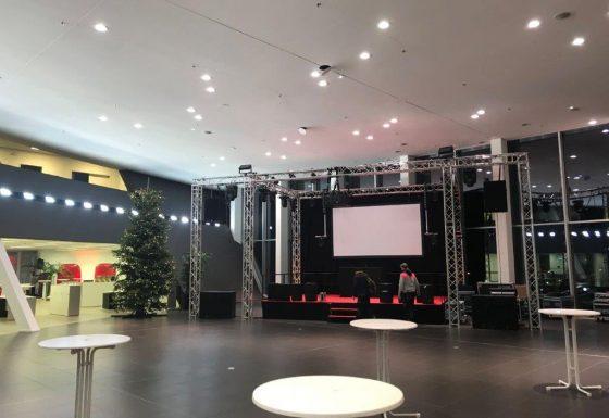 Weihnachtsfeier Autohaus Wichert 2017