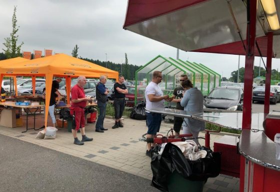 Sommerfest bei Globus Baumarkt Kaltenkirchen 2018