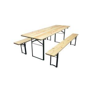 Bestuhlung und Tische