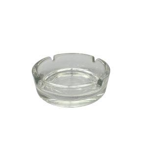 Glas Aschenbecher