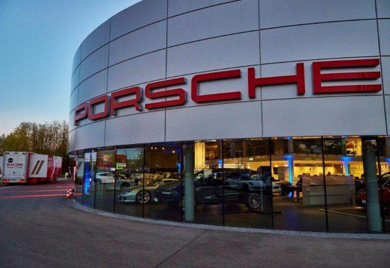 Porsche Betriebsversammlung April 2016
