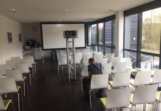 Porsche Betriebsversammlung in Hamburg Eidelstedt 2017