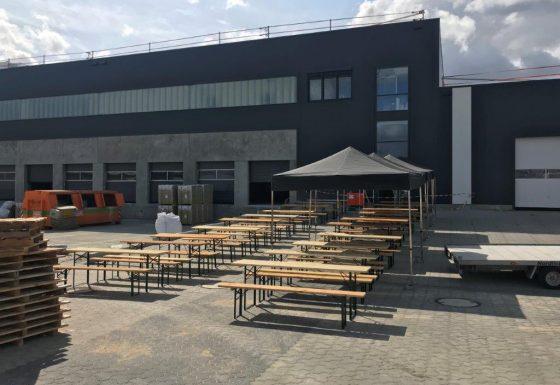 Delta Fleisch Handel GmbH Sommerfest in Norderstedt