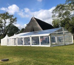 Transparente Dach